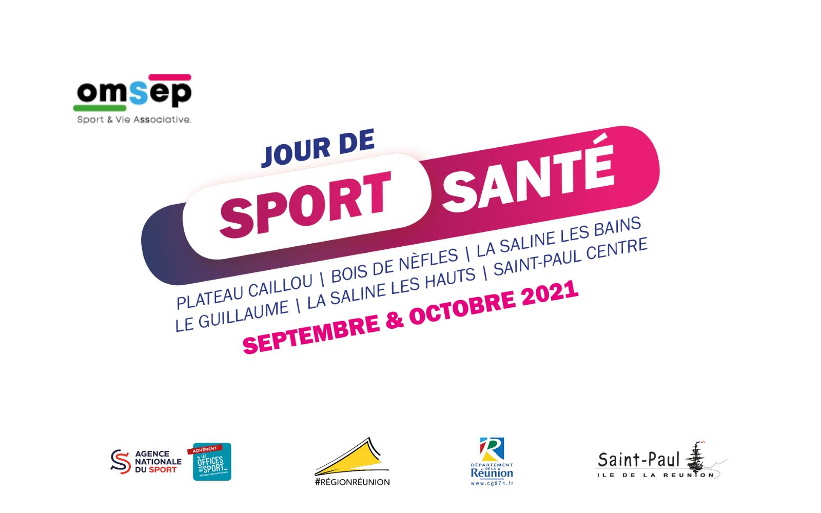Jour de Sport Santé 2021 – le programme