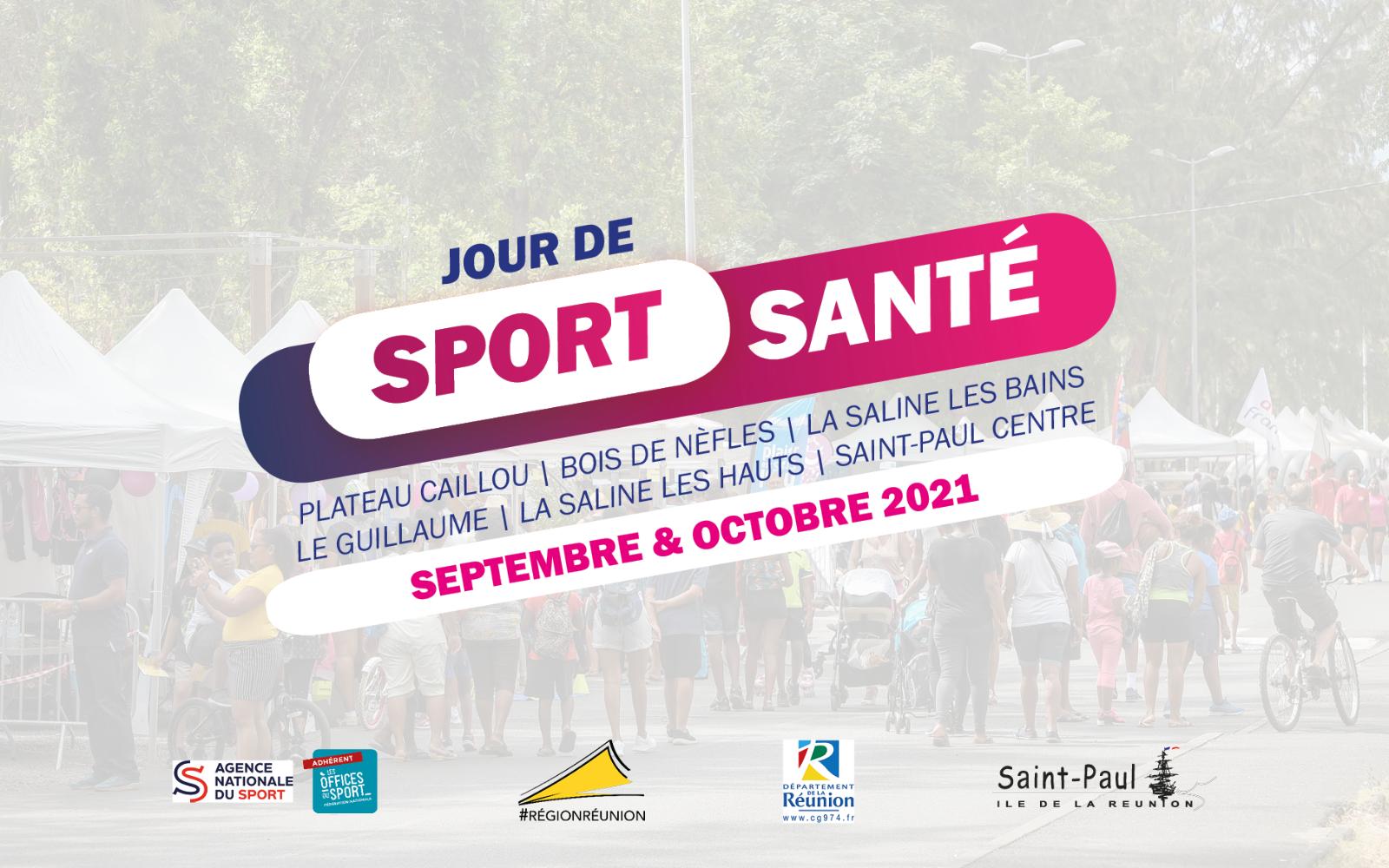 Jour de Sport Santé 2021